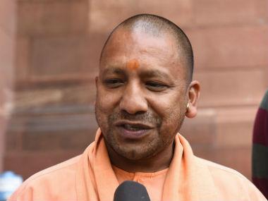 Uttar Pradesh chief minister Yogi Adityanath. CNN-News18