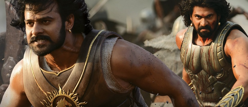 Prabhas and Rana Daggubati reprise their roles in Baahubali 2