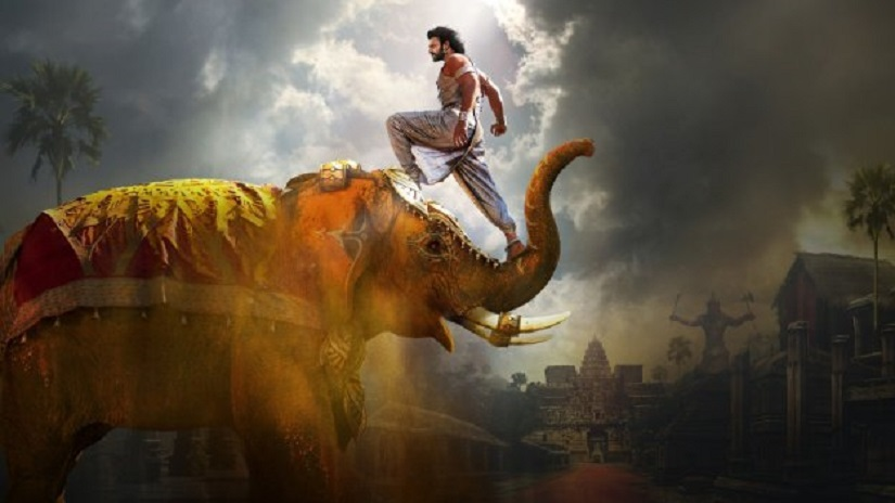 Baahubali 2 Hindi movie review Cocktail of grand stunts visuals terrible acting closeted conservatism