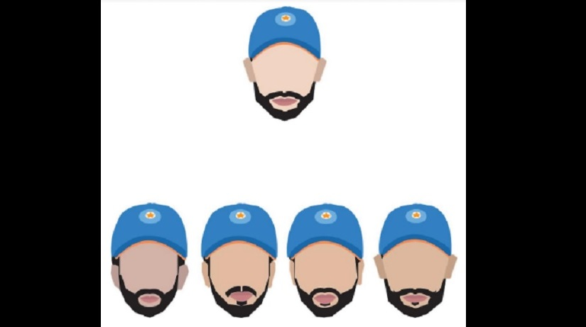 The fad for facial hair has made clones of men; is it time to #BreakTheBeard?