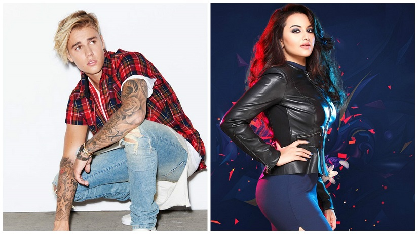 Sonakshi Sinha may not perform with Justin Bieber, but Bollywood's limelight-hogging is an issue