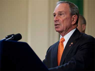 Bloomberg, founded by Michael Bloomberg, is one of the world's leading financial information firms. Getty Images file image