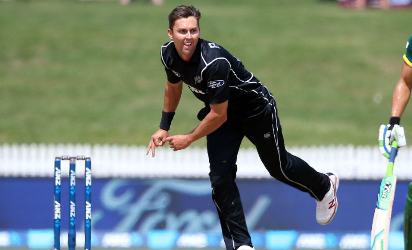 Trent Boult was a wise buy for Kolkata Knight Riders. AFP