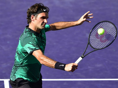 File photo of Roger Federer. AFP
