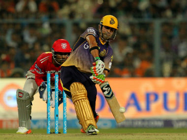 Gautam Gambhir played a captain's knock to take KXIP to a victory. Sportzpics