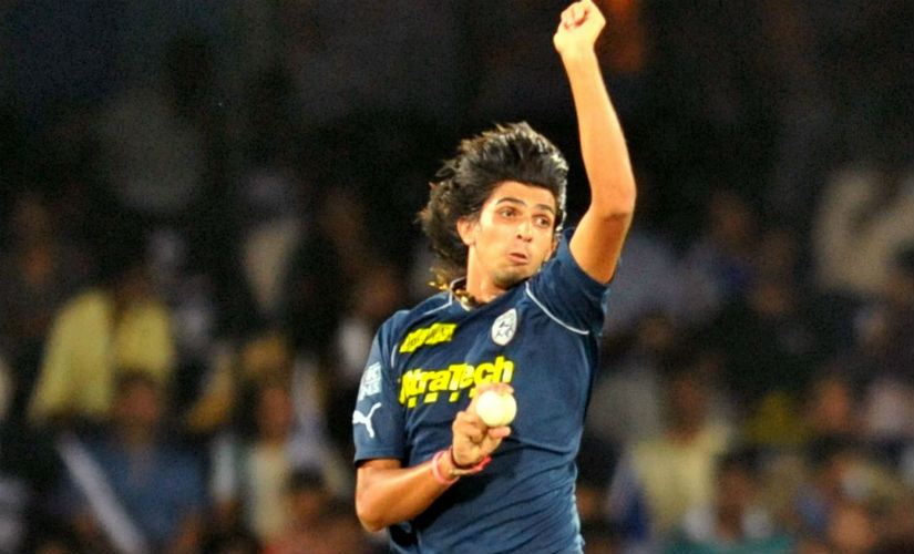 Ishant Sharma bowled one of the spells of the IPL for Deccan Chargers against Kochi Tuskers Kerala in 2011. AFP