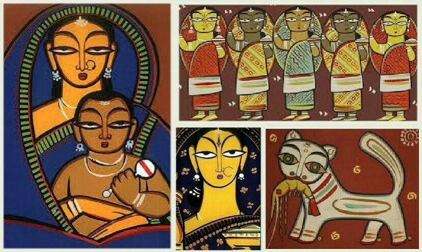 Jamini Roy Google doodle pays tribute to master artist on his 130th birth anniversary