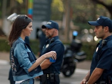 Following Kendell Jenner's Pepsi Ad, a list of past controversial campaigns: Throwback Thursday