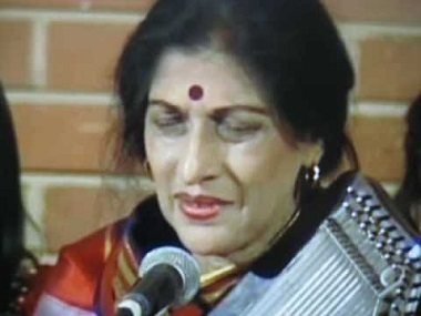 Kishori Amonkar is dead: Raag Bageshri to Bhoop, listen to her best performances available online