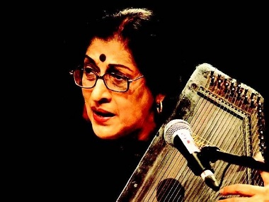 Kishori Amonkar: Recounting a meeting with the 'temperamental' vocalist