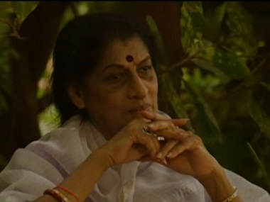 Kishori Amonkar in the documentary. Image via Youtube.