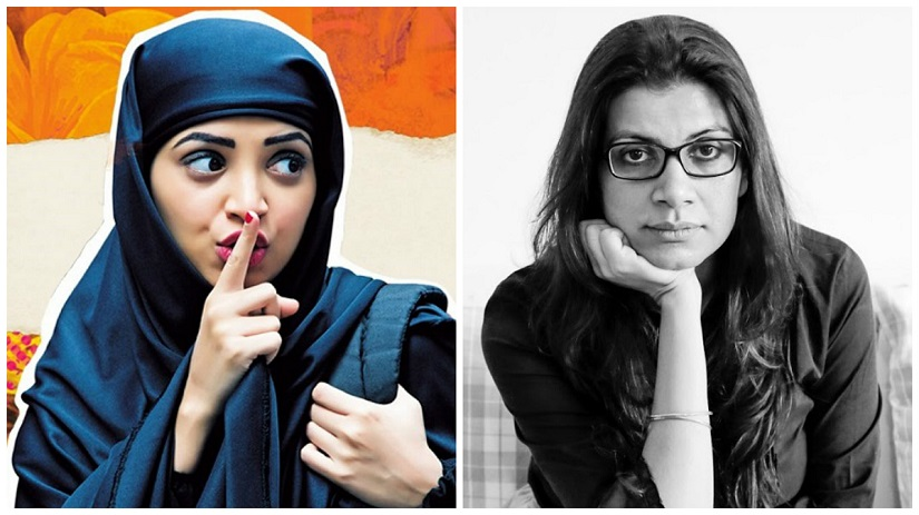 Lipstick Under My Burkha's director Alankrita Shrivastava is thrilled with the film's eligibility for the Golden Globes