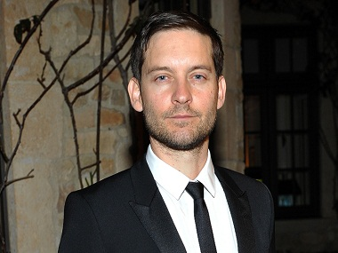 Tobey Maguire. Twitter
