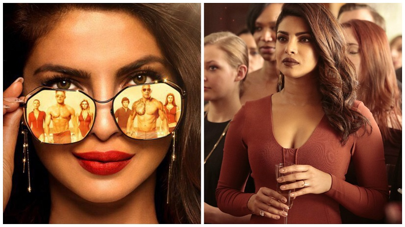 As Victoria Leeds in Baywatch; as Alex Parrish in Quantico