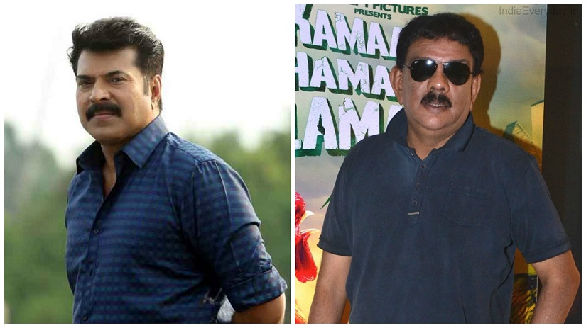 Mammootty to team up with Priyadarshan 18 years after Megham film will also star Dileep
