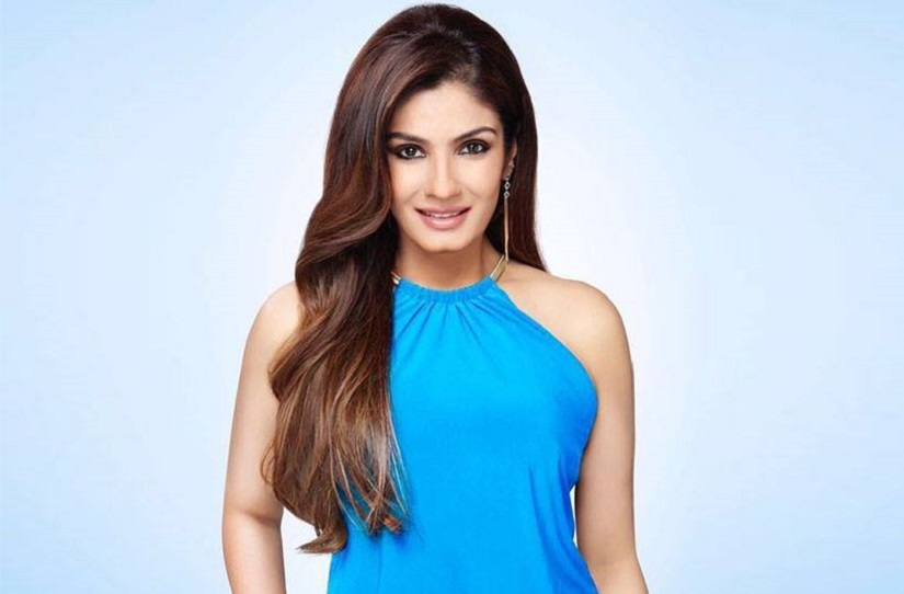 Raveena Tandon to debut as writer producer with web series based on multiple personality disorder