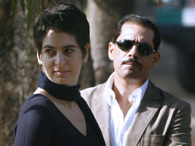 Robert Vadra land deal case: Press release from Priyanka Gandhi's office raises more questions than answers