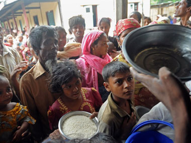 United States announces $32 million humanitarian aid package to Rohingya Muslims