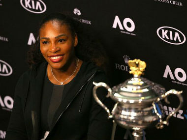 File photo of Serena Willoams. Getty Images