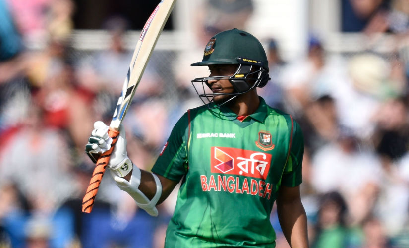 Shakib Al Hasan has been a pillar for KKR and a lot is expected of him this year too. AFP
