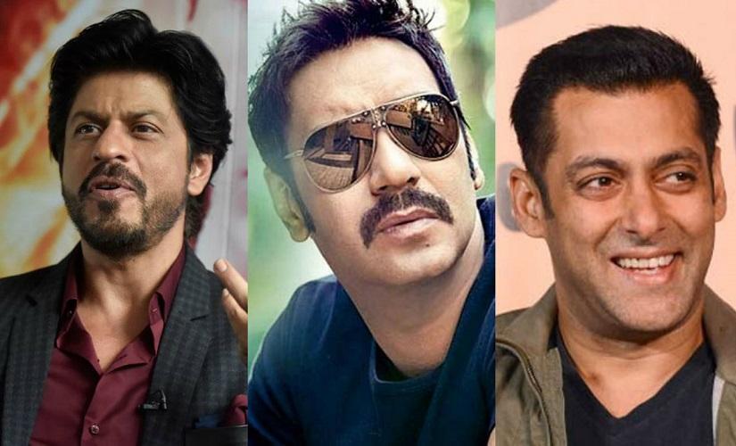 Shah Rukh Khan, Ajay Devgn film trailers to release with Salman Khan's Tubelight