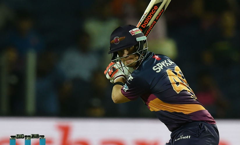 The Pune Supergiant captain is fresh from an extremely fruitful Test series against India. AFP