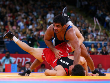 File photo of Sushil Kumar. Getty Images