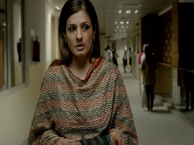 Raveena Tandon in a still from Maatr. YouTube