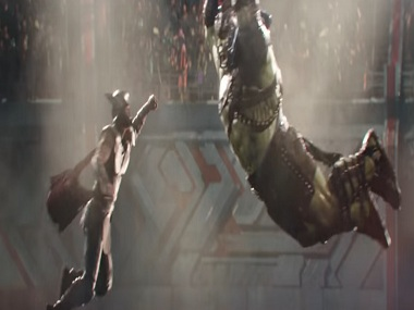 Thor Ragnarok trailer This Marvel flick has shades of Guardians of Galaxy Batman Vs Superman