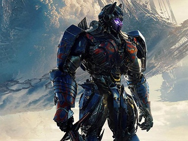 Transformers  The Last Knight tells the history of Autobots Watch the trailer