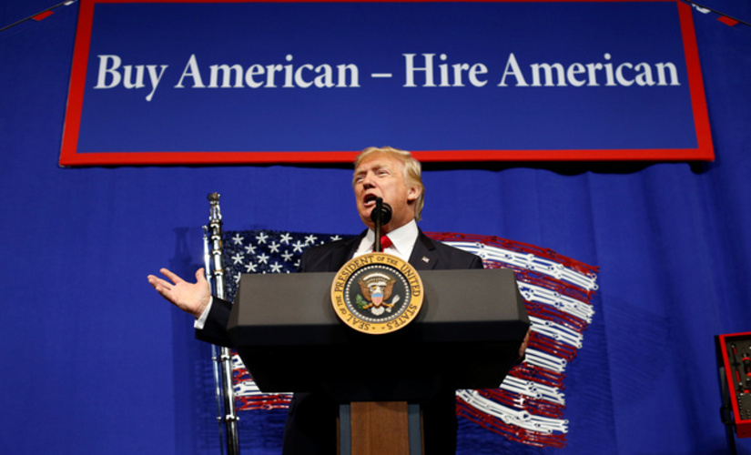 Trump signs executive order on H1B visa review says lottery system is all wrong