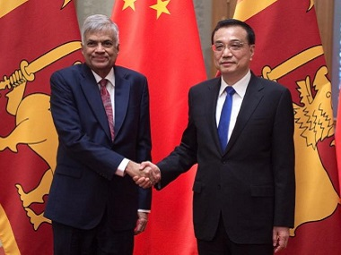 China hopes Sri Lanka fosters good legal security atmosphere for projects