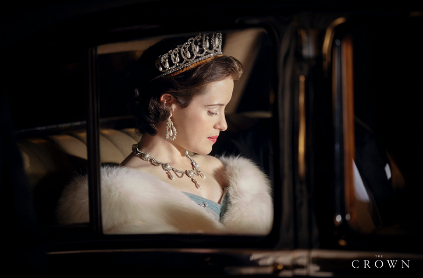 Netflix original The Crown gets seal of approval from the Queen herself