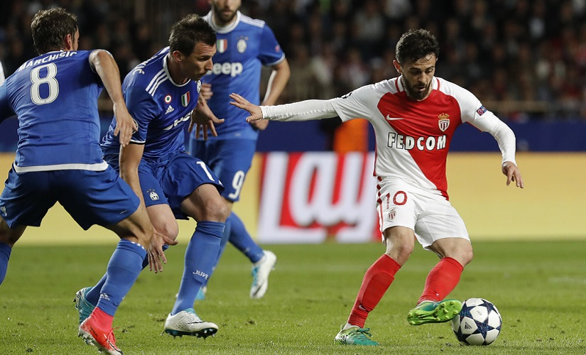 Champions League Monaco cling to hope of miracle in Turin against formidable Juventus