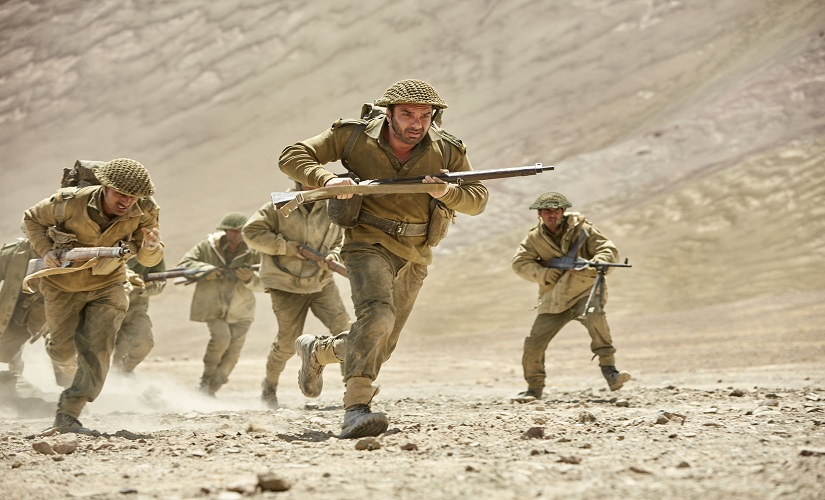 Tubelight: Exclusive stills show Sohail Khan in Indian Army soldier avatar