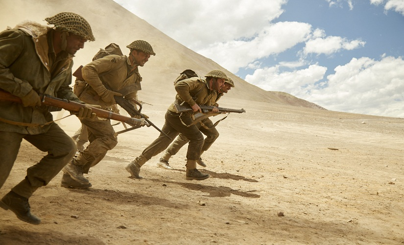 Tubelight Exclusive stills show Sohail Khan in Indian Army soldier avatar
