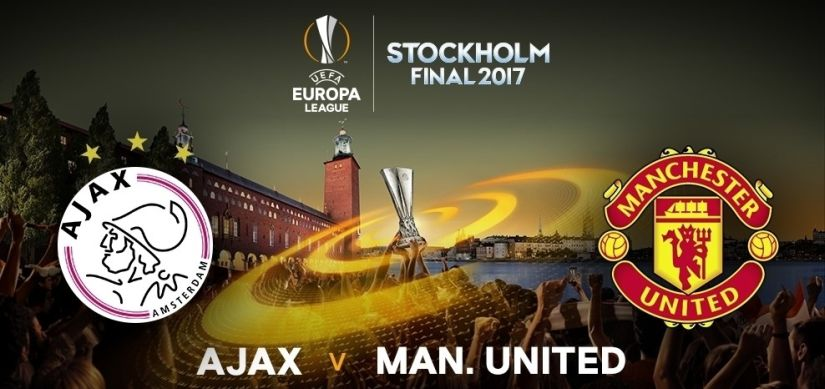 Europa League final When and where to watch Ajax vs Manchester United coverage on TV and live streaming