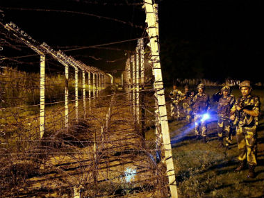 Kashmir unrest Army porter killed in ceasefire violation along LoC in Keran sector