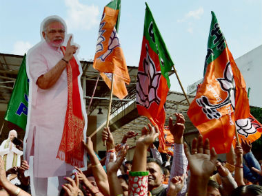 Three years of Narendra Modi govt BJP to host grand Modifest in 900 cities to mark anniversary