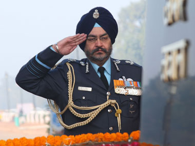 Rafale jets in ode to former Indian Air Force chief BS Dhanoa to have tail numbers with BS initials