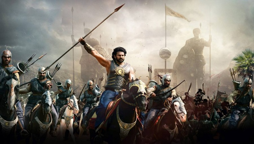 Everything in Bahubali 2/Baahubali 2: The Conclusion was meant to look epic, says cinematographer KK Senthil Kumar