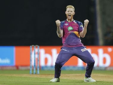File photo of Rising Pune Supergiant's Ben Stokes. Sportzpics