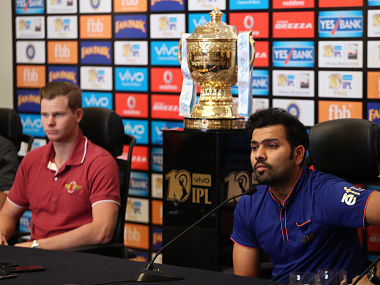 IPL final 2017 Rohit Sharma Steve Smith play down impact of past headtohead record on title decider