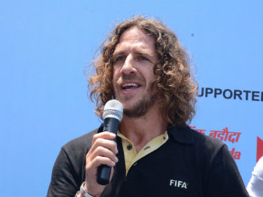 Barcelona legend Carles Puyol feels Lionel Messi should win the World Cup with Argentina. Twitter: @IndianFootball