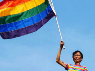 Taiwan's landmark ruling in favour of gay marriage possible because of Chi Chia-wei's 30-year-long activism