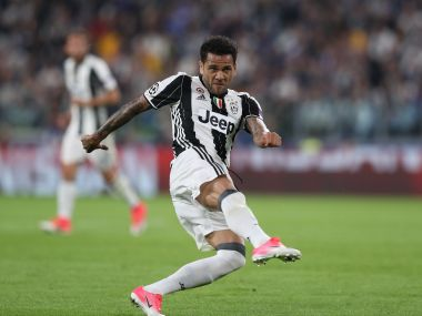 Champions League: Dani Alves proves he is still one of the best full-backs in Juventus' win over Monaco