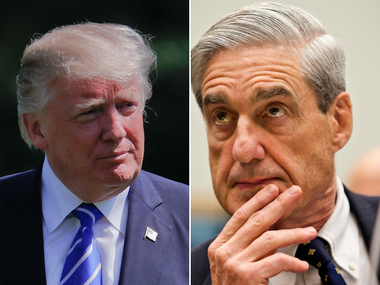 Republicans advise Donald Trump to maintain public silence over Russia probe suggest additional legal protection for Robert Mueller