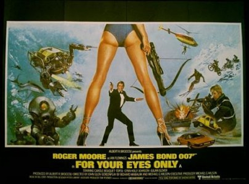 Roger Moores best dialogues as James Bond British actor was truly the man with the golden pun