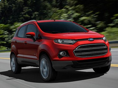 GST impact Ford offers discounts up to Rs 30000 on EcoSport Figo Aspire