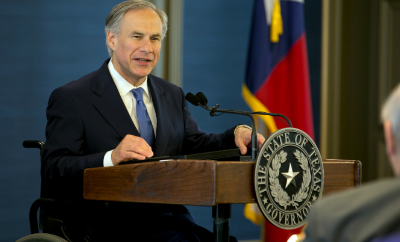 Texas governor signs into law bill to punish 'sanctuary cities'